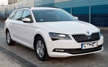 Skoda Superb III Combi Diesel (model 2016)